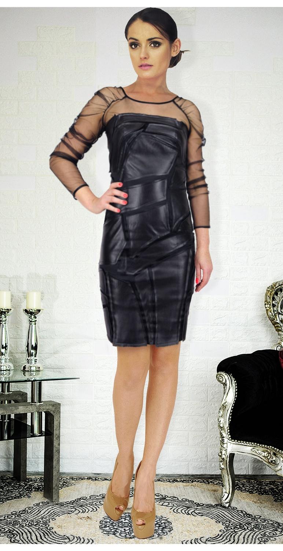 Sukienka mini model 196