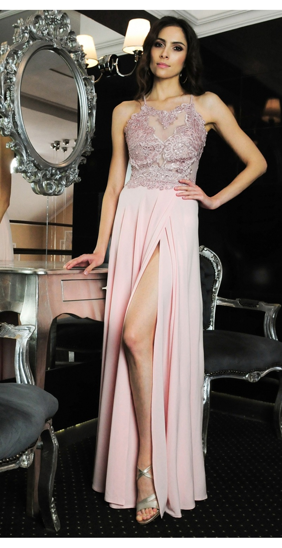 Suknia model 383