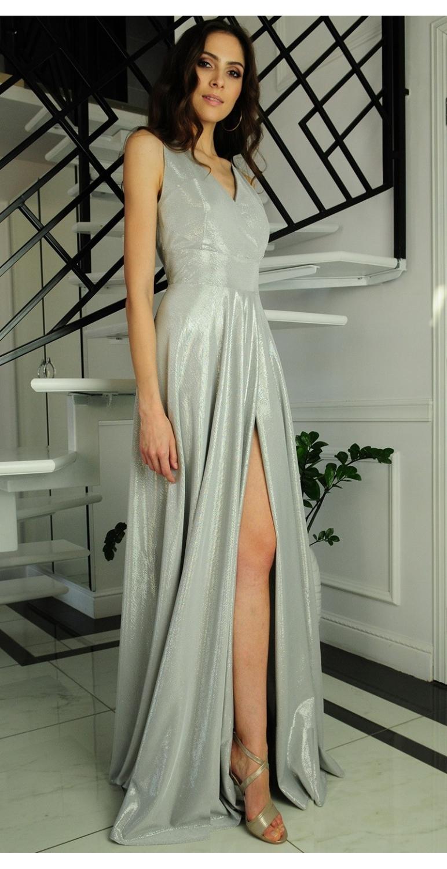 Suknia długa model 384