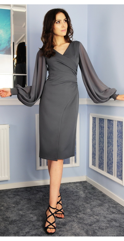 Sukienka midi model 385