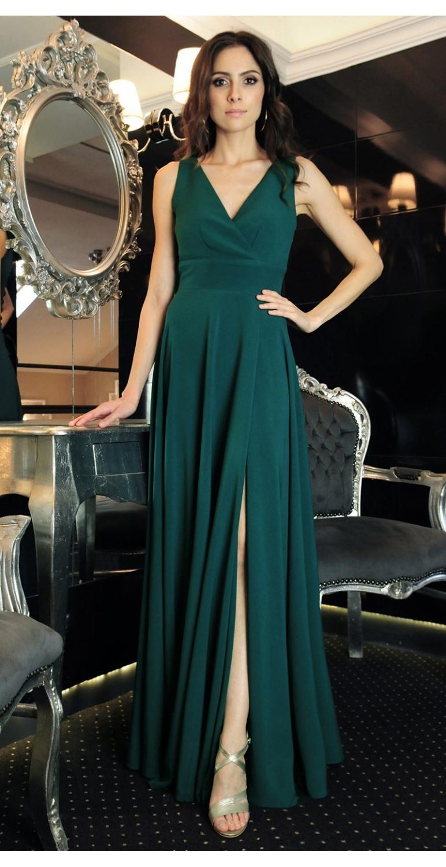 Suknia długa model 387