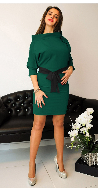 Sukienka tunika model 257