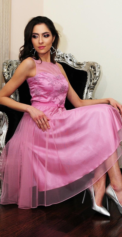 Sukienka midi model 360