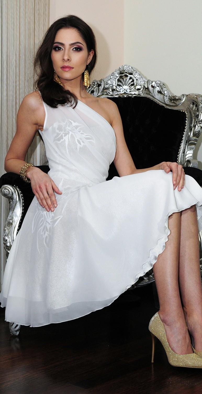 Sukienka midi model 361