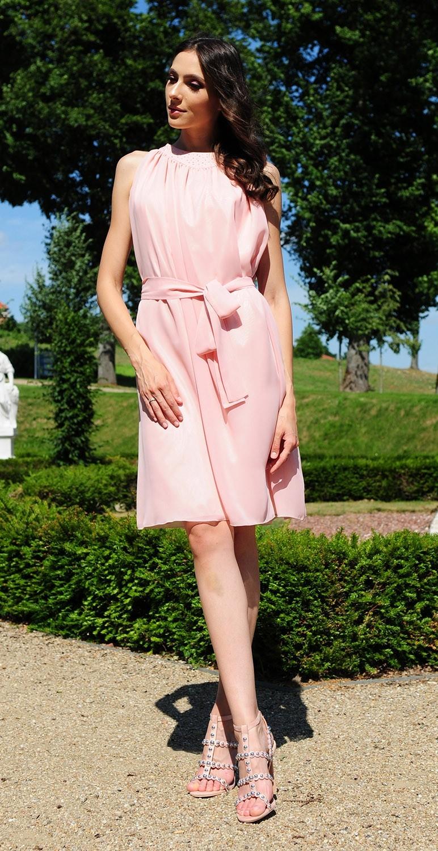 Sukienka midi model 363