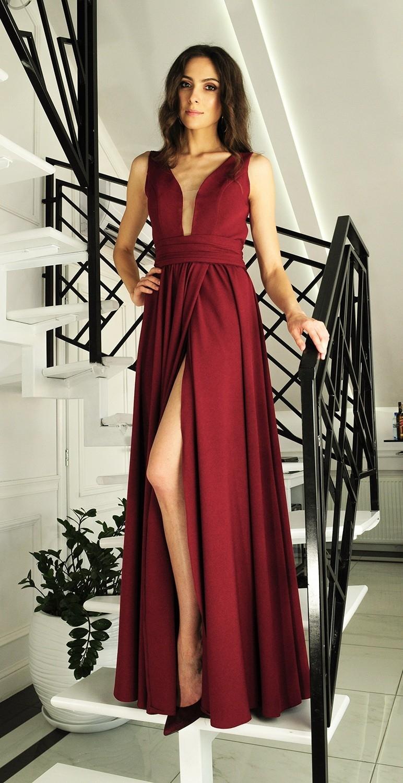 Suknia model 371