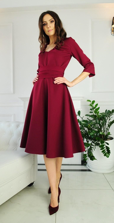 Sukienka midi model 375