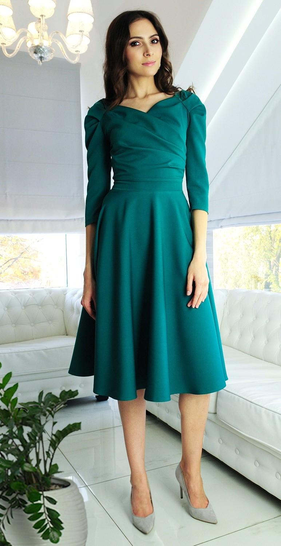 Sukienka midi model 376