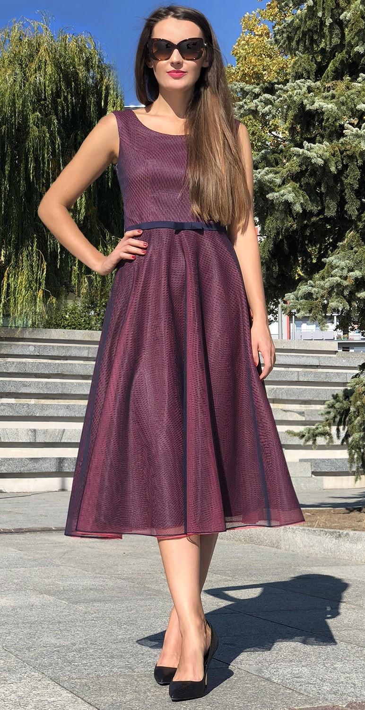 Sukienka midi model 344