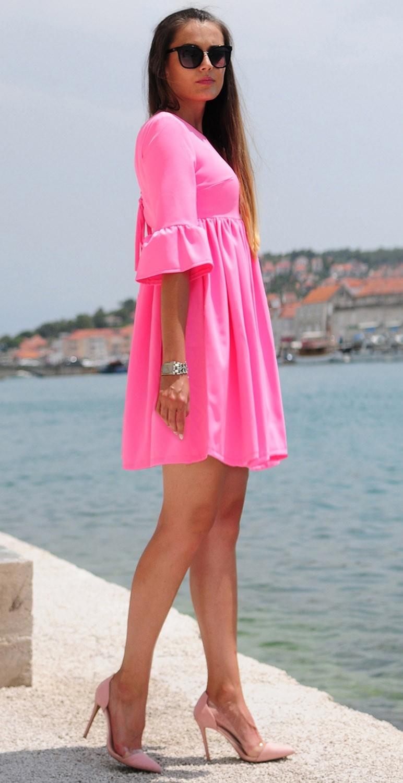 Sukienka tunika model 304