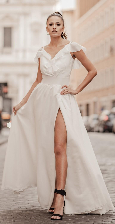 Suknia ślubna Mila