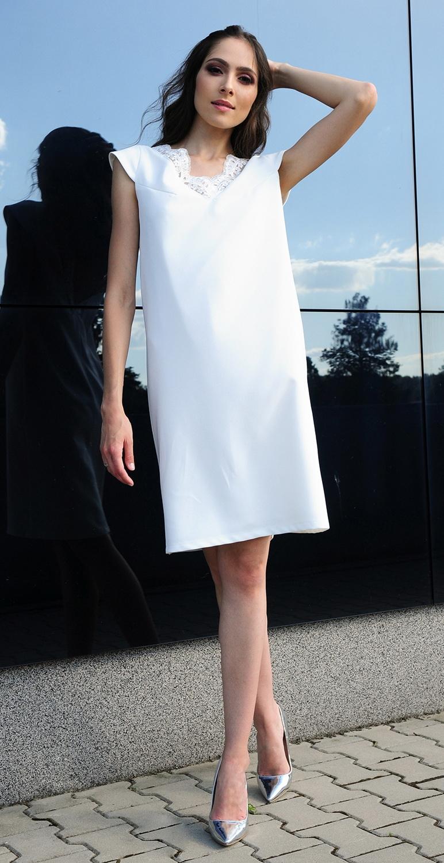 Sukienka midi model 366