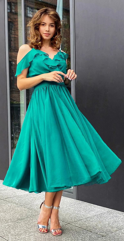 Sukienka midi model 393