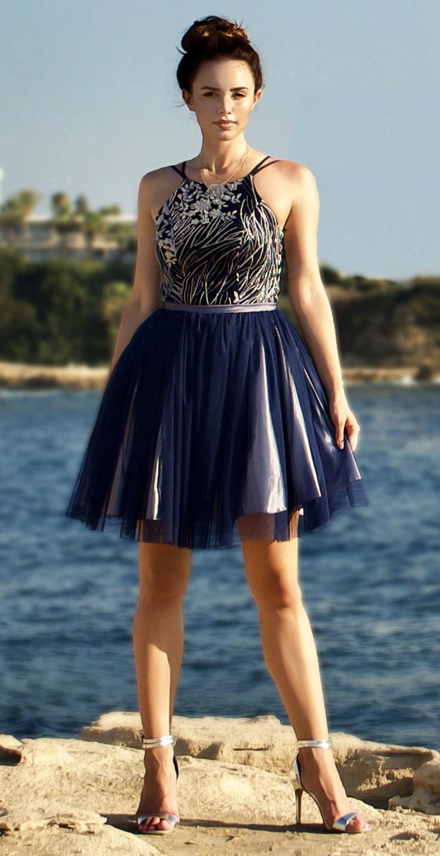 Sukienka mini model 396