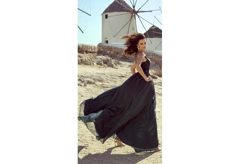 Sukienka szyfonowa - dla kogo i na jakie okazje?